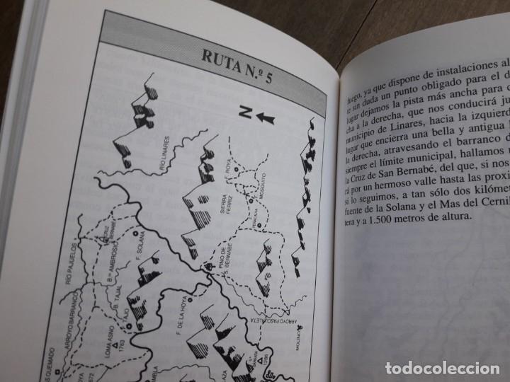 Libros de segunda mano: SENDERISMO: ANDAR POR VIRGEN DE LA VEGA Y LA SIERRA DE GÚDAR. - Foto 3 - 180289280