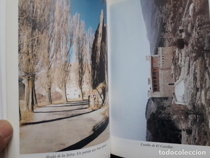 Libros de segunda mano: SENDERISMO: ANDAR POR VIRGEN DE LA VEGA Y LA SIERRA DE GÚDAR. - Foto 4 - 180289280