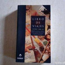 Libros de segunda mano: LIBRO DE VIAJES RENAULT. Lote 180433178