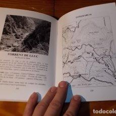 Libros de segunda mano: 18 EXCURSIONS PER LA SERRA DE TRAMUNTANA. LLORENÇ SOLER . 1ª EDICIÓ 2004 . MALLORCA. Lote 197185802