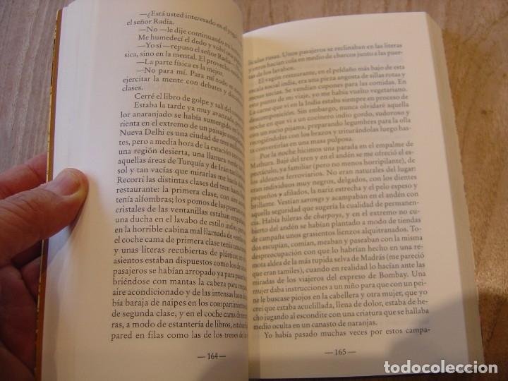 Libros de segunda mano: EL GRAN BAZAR DEL FERROCARRIL. PAUL THEROUX. VIAJE EN TREN POR TURQUÍA, EXT. ORIENTE Y SIBERIA.1999 - Foto 5 - 180868822