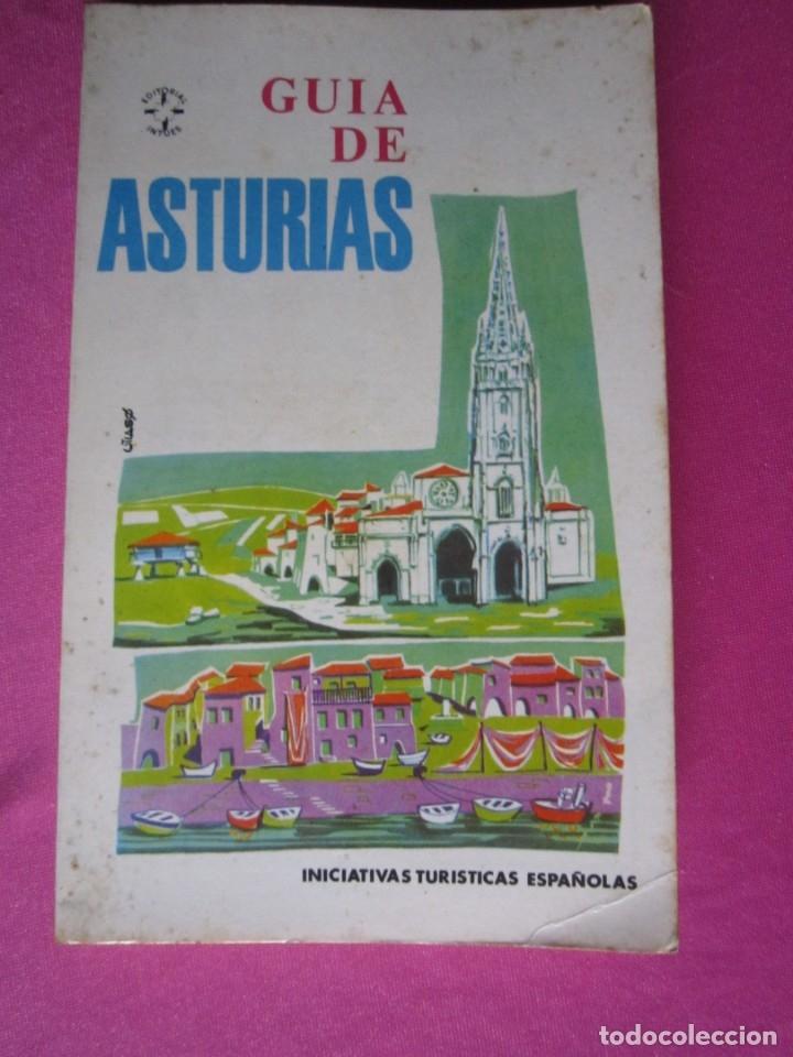 Libros de segunda mano: GUÍA DE ASTURIAS, INICIATIVAS TURISTICAS ESPAÑOLAS. - Foto 3 - 180928333