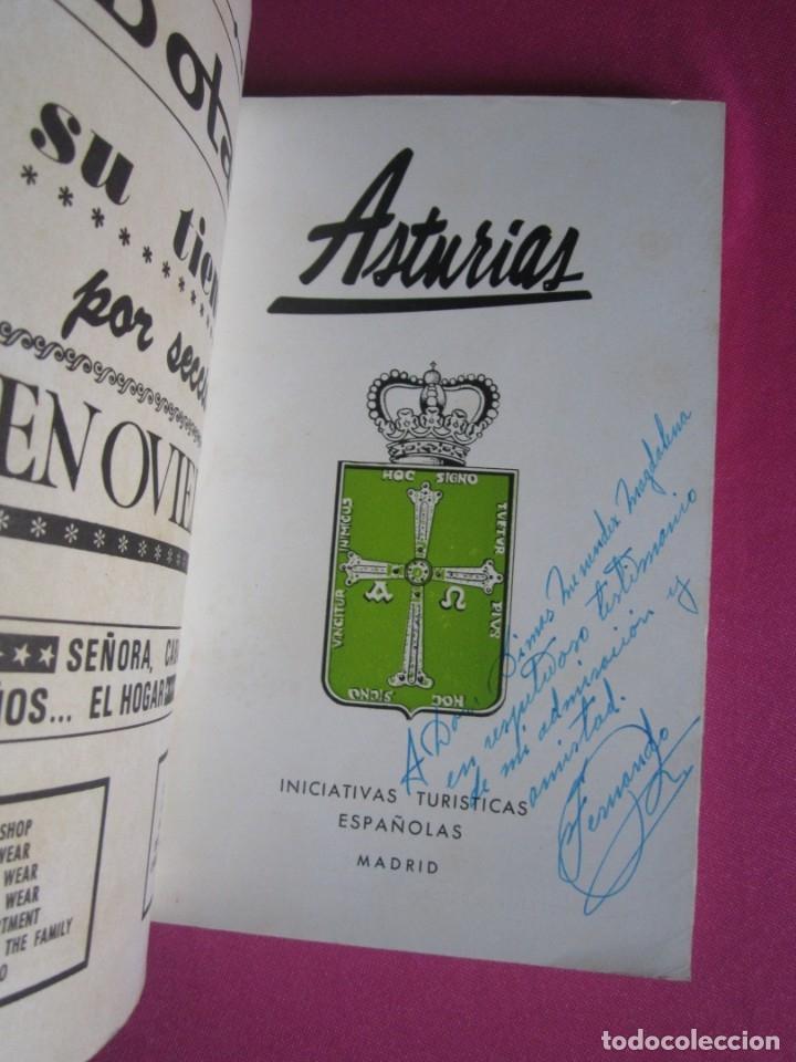 Libros de segunda mano: GUÍA DE ASTURIAS, INICIATIVAS TURISTICAS ESPAÑOLAS. - Foto 7 - 180928333