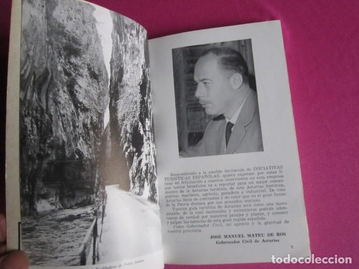 Libros de segunda mano: GUÍA DE ASTURIAS, INICIATIVAS TURISTICAS ESPAÑOLAS. - Foto 8 - 180928333