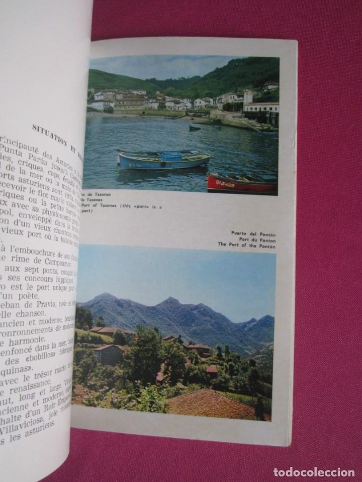 Libros de segunda mano: GUÍA DE ASTURIAS, INICIATIVAS TURISTICAS ESPAÑOLAS. - Foto 10 - 180928333