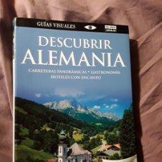 Libros de segunda mano: DESCUBRIR ALEMANIA (24 RUTAS EN COCHE). GUIAS VISUALES, 2012. UNICO EN TC, ESCASO. EL PAÍS AGUILAR.. Lote 181223876