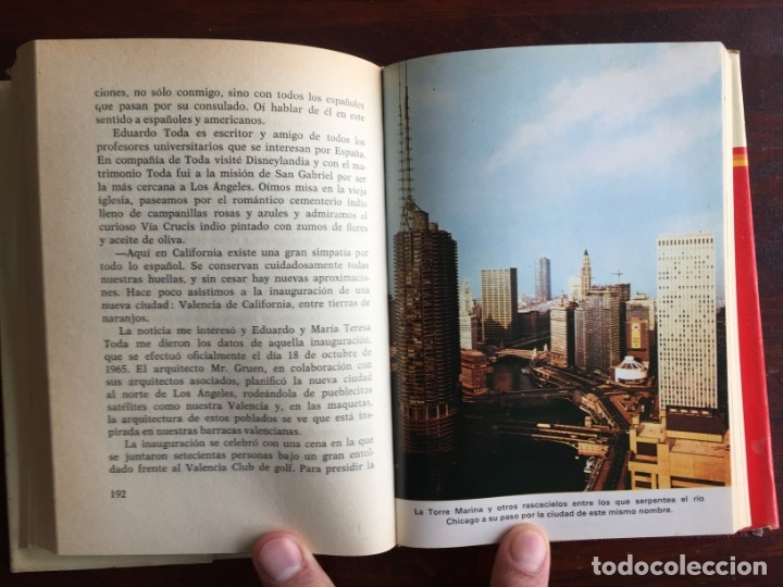 Libros de segunda mano: Paralelo 35 de Carmen Laforet. Un recorrido por los estados y ciudades de EEUU que cruzan esta linea - Foto 4 - 181953650
