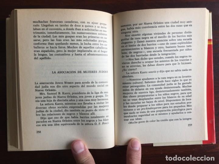 Libros de segunda mano: Paralelo 35 de Carmen Laforet. Un recorrido por los estados y ciudades de EEUU que cruzan esta linea - Foto 6 - 181953650