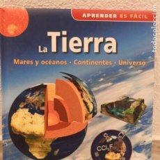 Libros de segunda mano: LIBRO LA TIERRA MARES Y OCEANOS - CONTIENETES - UNIVERSO NGV. Lote 181999518