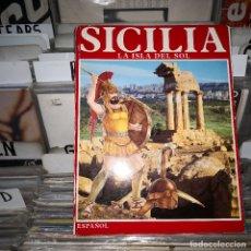 Libros de segunda mano: SICILIA,LA ISLA DEL SOL. Lote 182626773