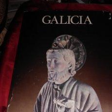 Libros de segunda mano: GALICIA. COL. TIERRAS DE ESPAÑA. VARIOS AUTORES. NOGUER. 1976. . Lote 182646046