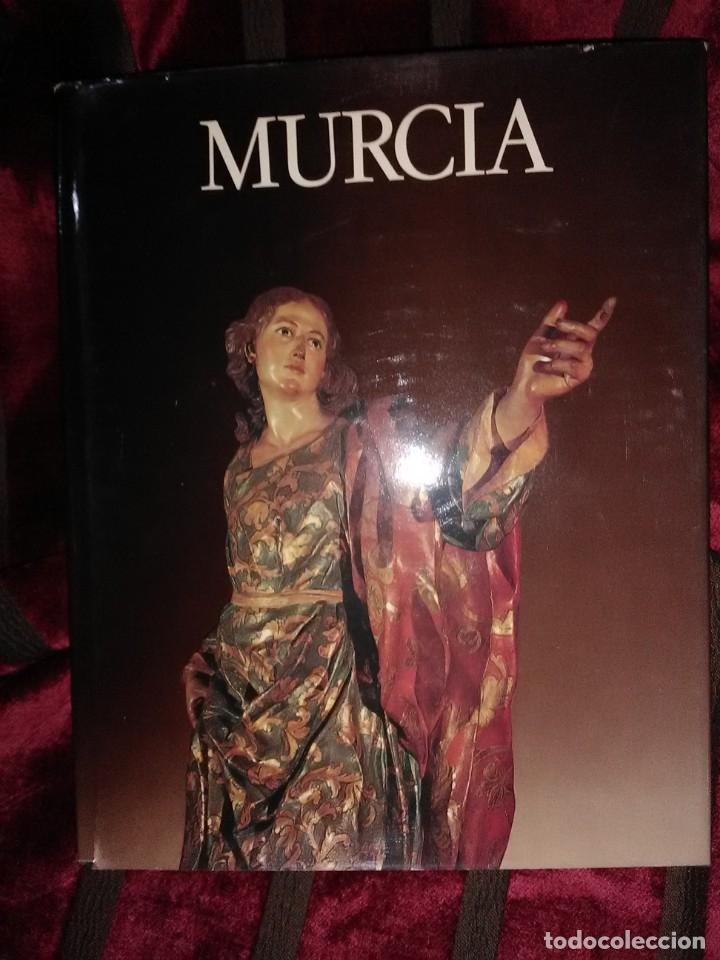 MURCIA. COL. TIERRAS DE ESPAÑA. VARIOS AUTORES. NOGUER. 1976. (Libros de Segunda Mano - Geografía y Viajes)