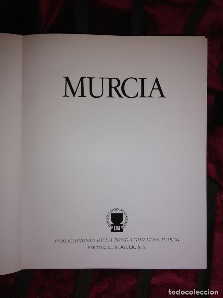 Libros de segunda mano: Murcia. Col. Tierras de España. Varios autores. Noguer. 1976. - Foto 2 - 182646838