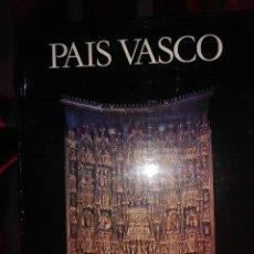 Libros de segunda mano: PAÍS VASCO. COL. TIERRAS DE ESPAÑA. VARIOS AUTORES. NOGUER. 1987.. Lote 182649541