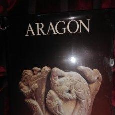 Libros de segunda mano: ARAGÓN. COL. TIERRAS DE ESPAÑA. VARIOS AUTORES. NOGUER. 1977.. Lote 182650070