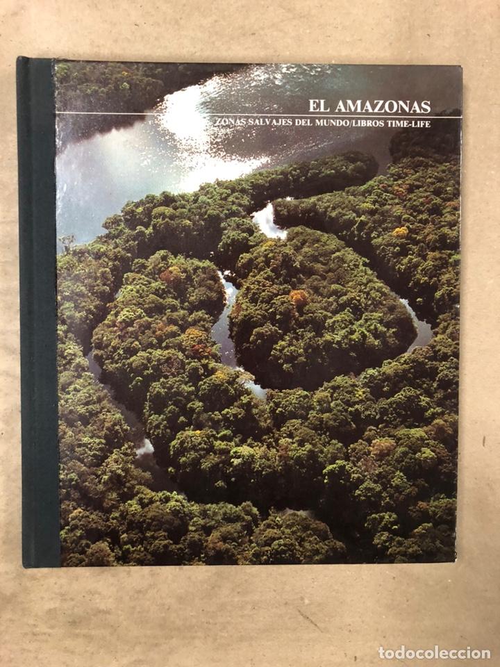 Libros de segunda mano: LOTE DE 20 VOLÚMENES DE LA COLECCIÓN ZONAS SALVAJES DEL MUNDO. LIBROS LIFE-TIME. - Foto 3 - 210552880