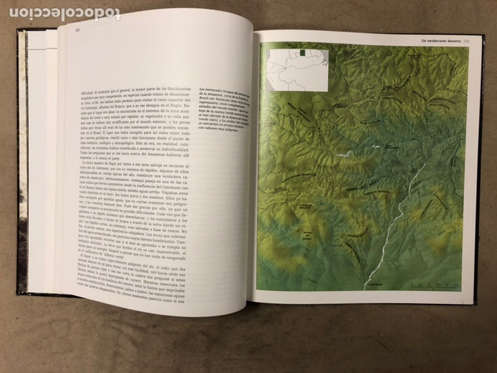 Libros de segunda mano: LOTE DE 20 VOLÚMENES DE LA COLECCIÓN ZONAS SALVAJES DEL MUNDO. LIBROS LIFE-TIME. - Foto 7 - 210552880