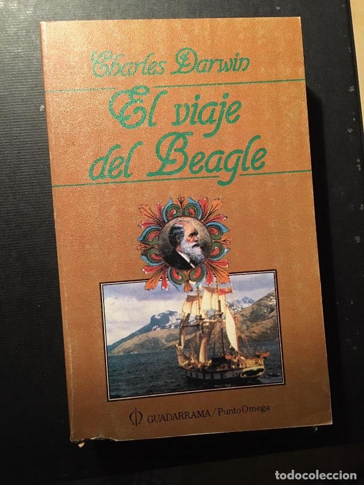 EL VIAJE DEL BEAGLE, C. DARWIN (Libros de Segunda Mano - Geografía y Viajes)
