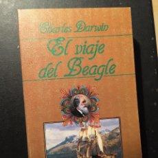 Libros de segunda mano: EL VIAJE DEL BEAGLE, C. DARWIN. Lote 182779833