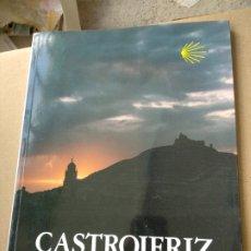 Libros de segunda mano: CASTROJERIZ. BURGOS. CAMINO DE SANTIAGO. Lote 183021730