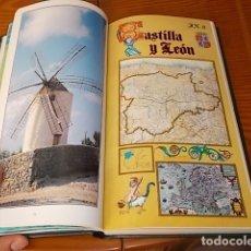Libros de segunda mano: GUIA D'ITINERARIS CULTURALS DE LES REGIONS D'EUROPA . IL·LUSTRACIONS MATEU ALZINA . 1ª EDICIÓ 1998. Lote 183031013