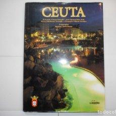Libros de segunda mano: CEUTA Y96998. Lote 183086672