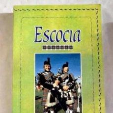 Libros de segunda mano: ESCOCIA - EDICIONES GRAN JAGUAR . Lote 183093838
