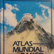 Libros de segunda mano: ATLAS MUNDIAL BÁSICO. INSTITUTO GEOGRAFICO DE AGOSTINI Y EDITORIAL TEIDE. PLANETA-AGOSTINI. Lote 183289546
