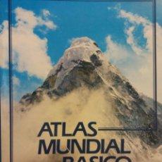 Libros de segunda mano: ATLAS MUNDIAL BÁSICO. INSTITUTO GEOGRAFICO DE AGOSTINI Y EDITORIAL TEIDE. PLANETA-AGOSTINI. Lote 183289553