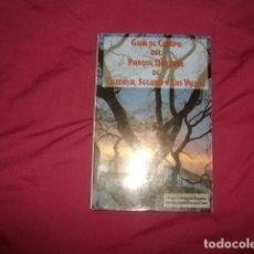 Libros de segunda mano: GUÍA DE CAMPO DEL PARQUE NATURAL DE CAZORLA SEGURA Y LAS VILLAS. Lote 183609207