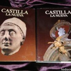 Libros de segunda mano: CASTILLA LA NUEVA (2 TOMOS). COLECCIÓN TIERRAS DE ESPAÑA. VARIOS AUTORES. NOGUER. 1982-83. Lote 183629670