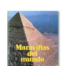 Libros de segunda mano: MARAVILLAS DEL MUNDO - EDITORIAL SALVAT. Lote 183654178