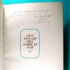Libros de segunda mano: CIEN AÑOS DE VIDA SOBRE EL MAR 1850/1950-LA COMPAÑIA TRASANTLANTICA BARCELONA-FILIPINAS, ANTILLAS.... Lote 183841018