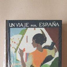 Libros de segunda mano: UN VIAJE POR ESPAÑA,FACSIMIL . Lote 183906971