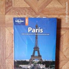 Libros de segunda mano: LONELY PLANET - PARÍS - PRECINTADO. Lote 184082431