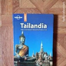 Libros de segunda mano: LONELY PLANET - TAILANDIA. Lote 184082832