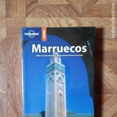 Libros de segunda mano: LONELY PLANET - MARRUECOS - PRECINTADO. Lote 184083780