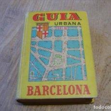 Libros de segunda mano: GUÍA URBANA DE BARCELONA. 1981-82. Lote 184043186
