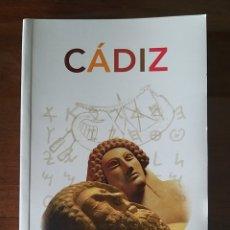 Libros de segunda mano: GUIA CULTURAL DE LA PROVINCIA DE CADIZ.. Lote 184343802