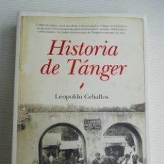 Libros de segunda mano: HISTORIA DE TÁNGER. Lote 184530093