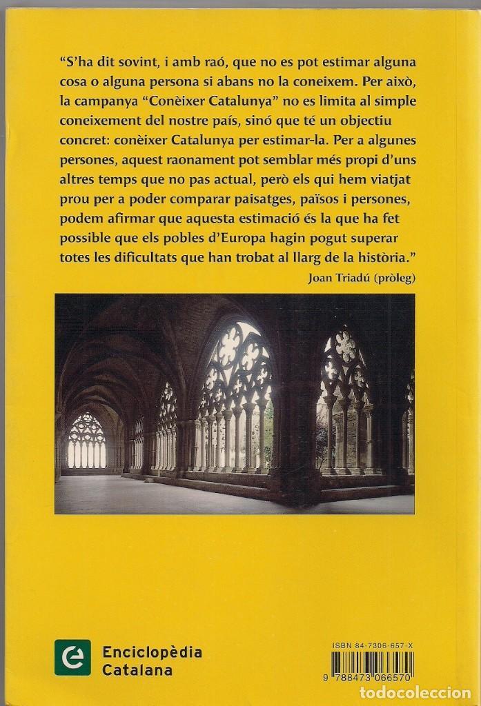 Libros de segunda mano: Guia - 100 indrets de Catalunya que cal conèixer - ACC - CEC - Pòtic - Foto 2 - 184632453
