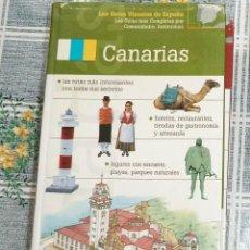 Livres d'occasion: GUÍAS VISUALES DE ESPAÑA CANARIAS . Lote 184833098