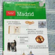 Livres d'occasion: TURISMO GUÍAS VISUALES DE ESPAÑA MADRID. Lote 184833577
