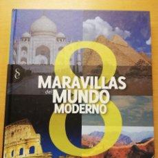 Libros de segunda mano: 8 MARAVILLAS DEL MUNDO MODERNO (SIGNO EDITORES). Lote 186076042