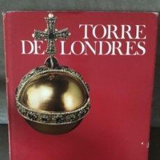 Libros de segunda mano: CHRISTOPHER HIBBERT - TORRE DE LONDRES - READER'S DIGEST, 1974 - MUROS TESTIGOS DE LA HISTORIA. Lote 186240848