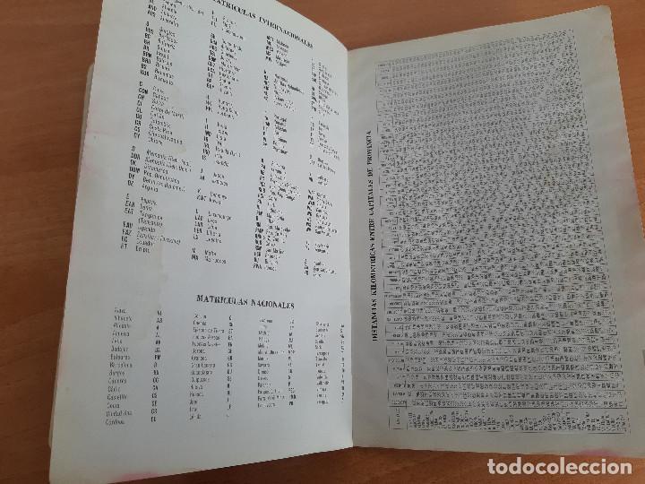 Libros de segunda mano: Mapa de Carreteras España y Portugal. Electra Molins. Años 50-60? - Foto 4 - 186249683