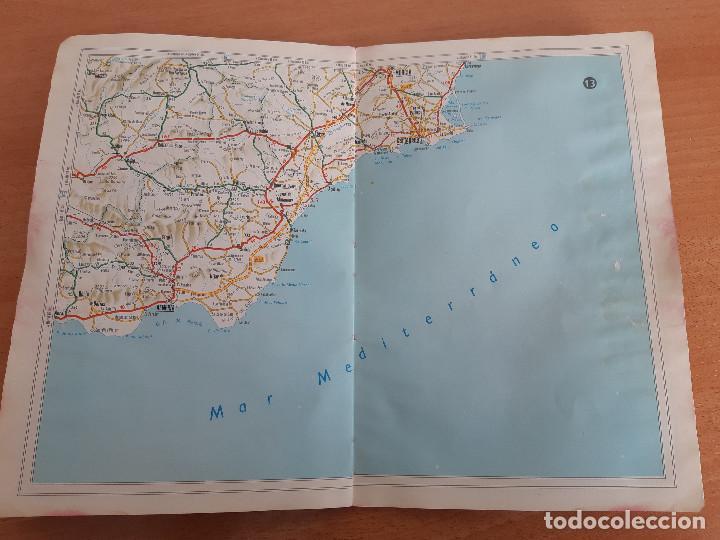 Libros de segunda mano: Mapa de Carreteras España y Portugal. Electra Molins. Años 50-60? - Foto 6 - 186249683