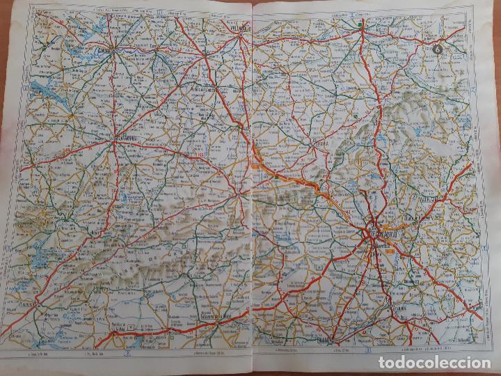 Libros de segunda mano: Mapa de Carreteras España y Portugal. Electra Molins. Años 50-60? - Foto 7 - 186249683