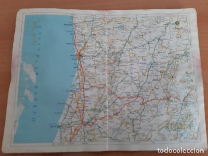 Libros de segunda mano: Mapa de Carreteras España y Portugal. Electra Molins. Años 50-60? - Foto 8 - 186249683