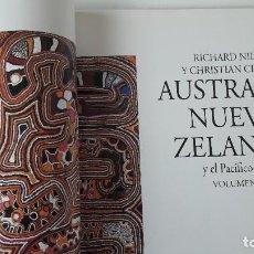 Libros de segunda mano: ATLAS CULTURALES DEL MUNDO: AUSTRALIA, NUEVA ZELANDA Y PACÍFICO SUR. VOLUMEN 1. Lote 187129541
